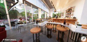 Beautiful Cafeteria Designs