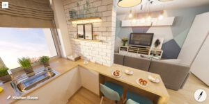 Exciting Kitchen Designs