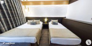 Lovely Hotel Room Designs